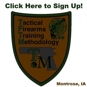 Tactical Firearms Training