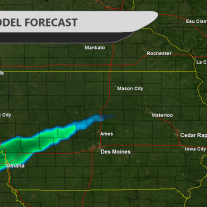 Futurecast at 6pm