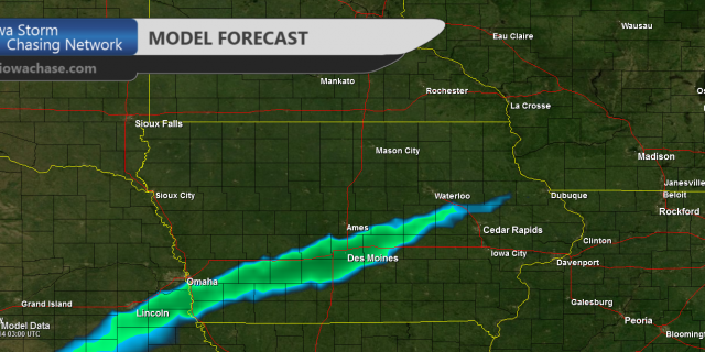 Futurecast at 9pm