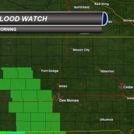 Iowa Flash Flood Watch