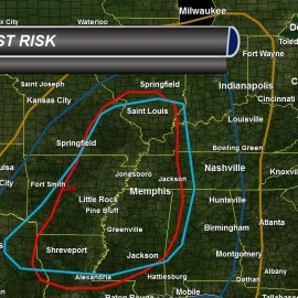 Greatest Severe Weather Threat