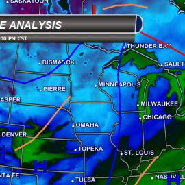Iowa Surface Analysis