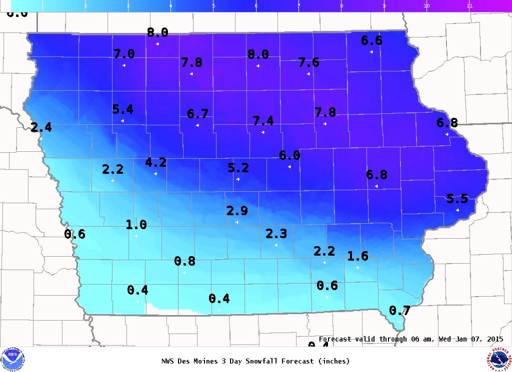 Winter Storm Monday Iowa Storm Chasing Networkiowa Storm Chasing