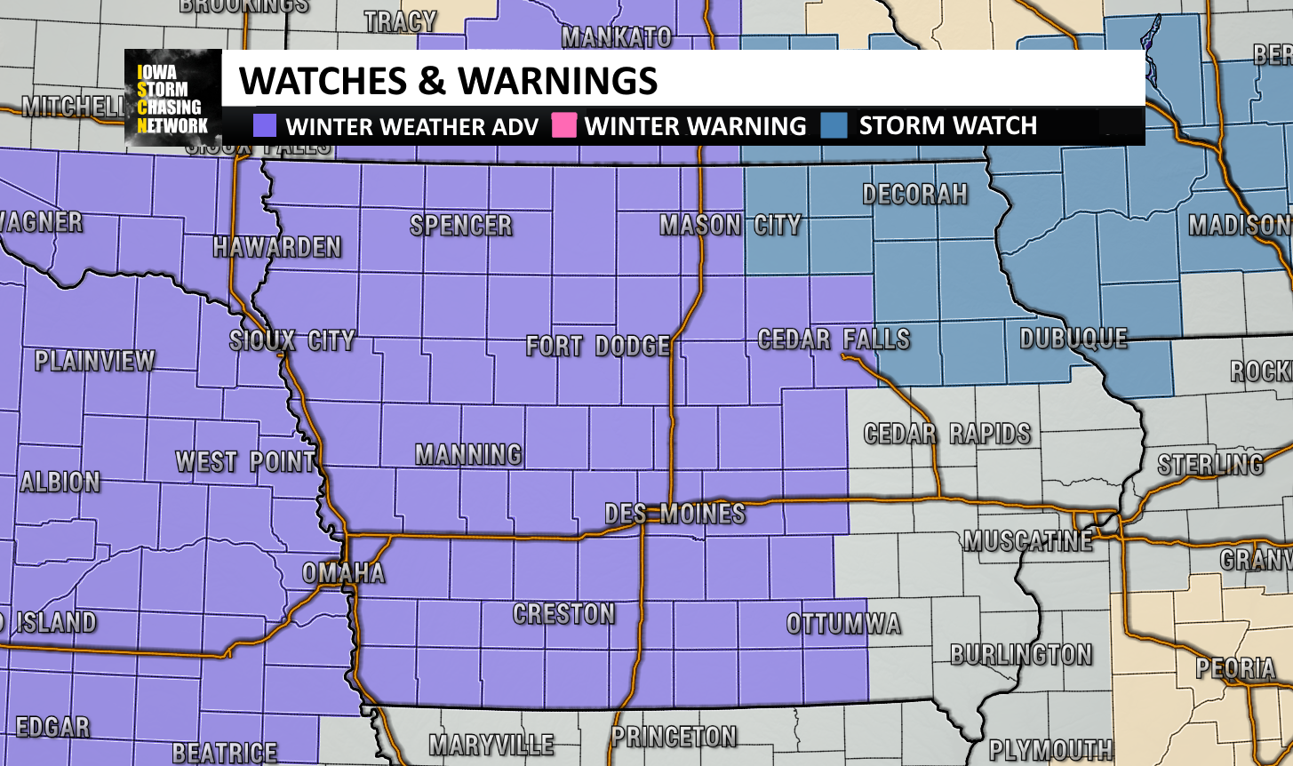 Winter Storm Warning Bring It On Says >> Winter Storm To Bring Mixed Precipitation To The State Tonight